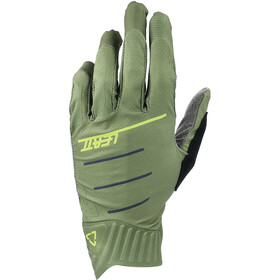 Leatt DBX 2.0 Windblock Gloves, Oliva